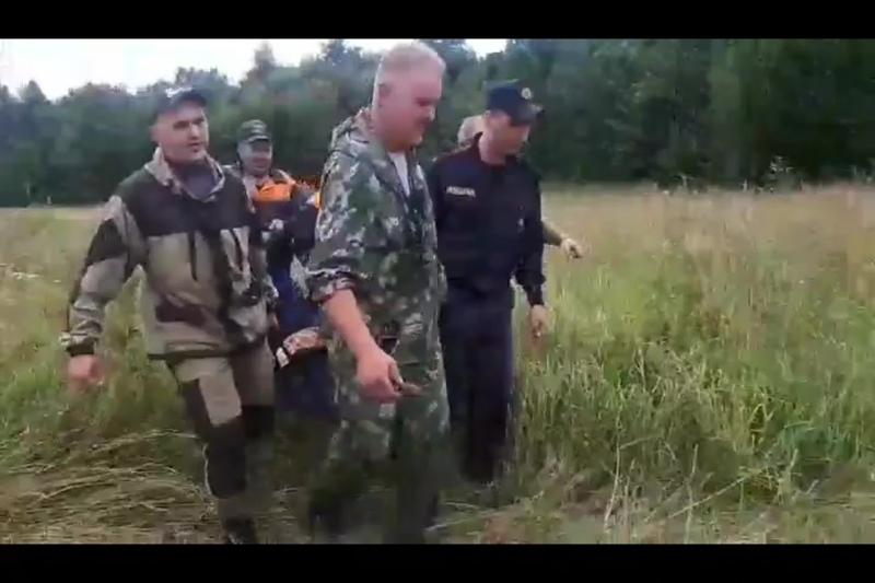 Поиски в Пуховичском районе, 2 августа 2019 года