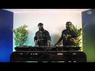 Drumsound  Bassline Smith B2B DJ SS - Formation Records Black History Month Special - DBTV