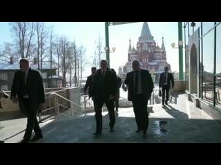 Удмуртия. Презентация спортивного комплекса г. Ижевск после реконструкции в рамках федеральной целевой программы