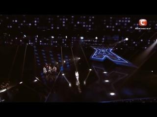 Дмитрий Волканов - Седая ночь (cover Юрий Шатунов) live @ X-Фактор