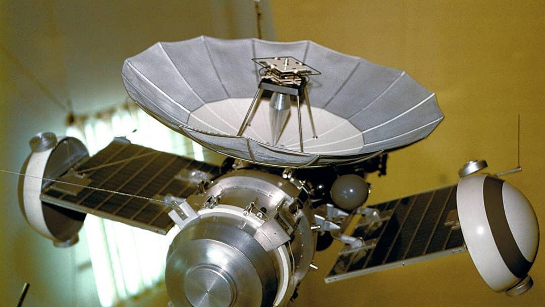 55 лет назад, 1 марта 1966 года, советская автоматическая межпланетная станция «Венера-3» впервые в истории достигла поверхности планеты Венера