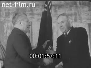 Ленинградская кинохроника 1960 № 33