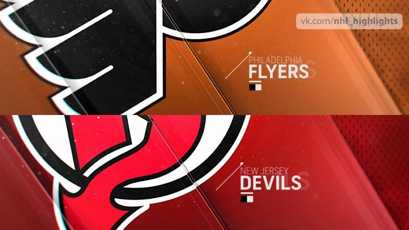 Philadelphia Flyers vs New Jersey Devils Apr 27 2021 HIGHLIGHTS