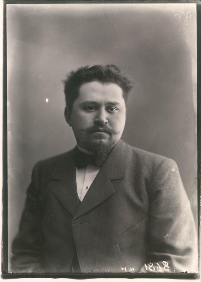 Кузьма Лаптев. Начало XX в.