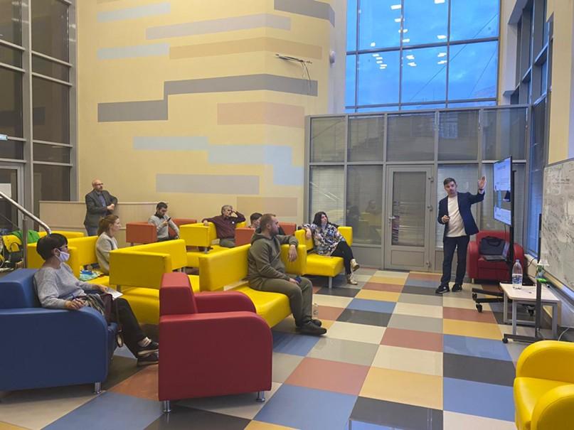 В КФУ прошло очередное занятие в Школе информационной открытости и медиа-продвижения НКО, изображение №2