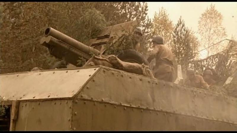 Последний бронепоезд 2006 Бой десантников с бронепоездом