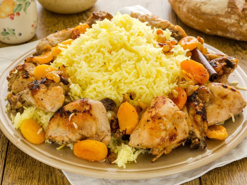 Домашний плов с цыпленком по-азербайджански в мультиварке! Мультиварка и простые...