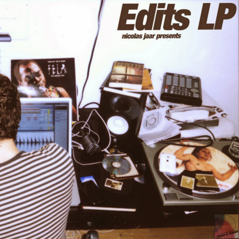 Nicolas Jaar album Edits LP
