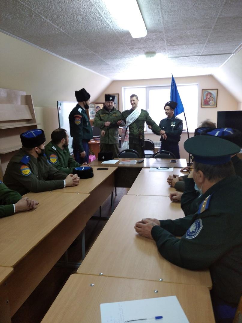 В станице «Верхне-Уфалейской ОКВ» прошел отчётно-выборный круг., изображение №5