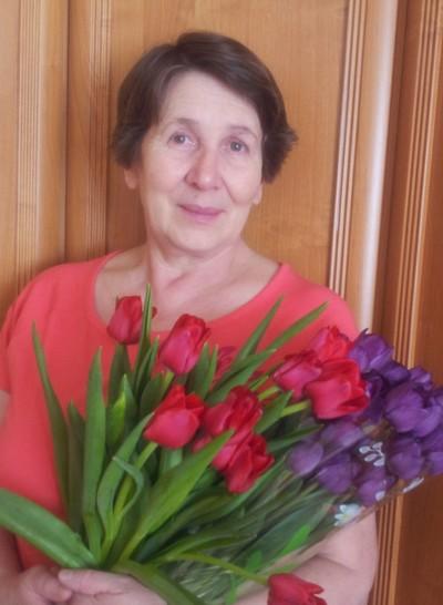 Валентина Бажина, Пермь