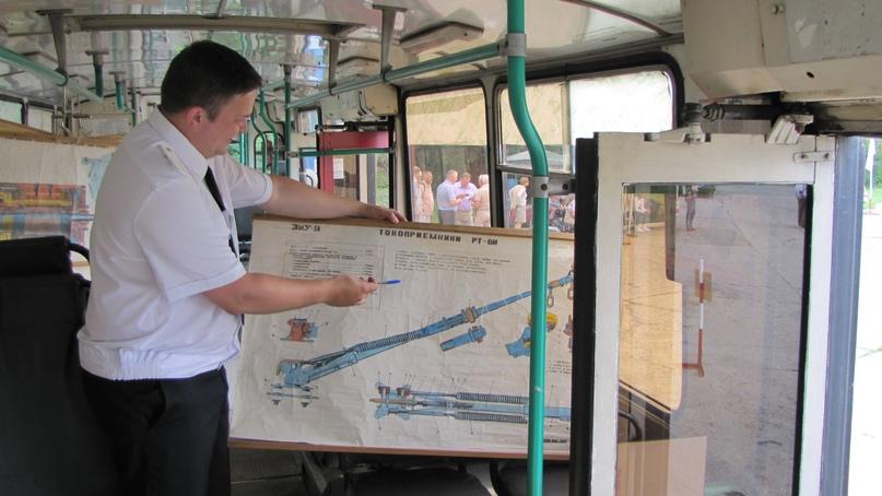 Конкурс профессионального мастерства среди водителей троллейбуса— 2021., изображение №52
