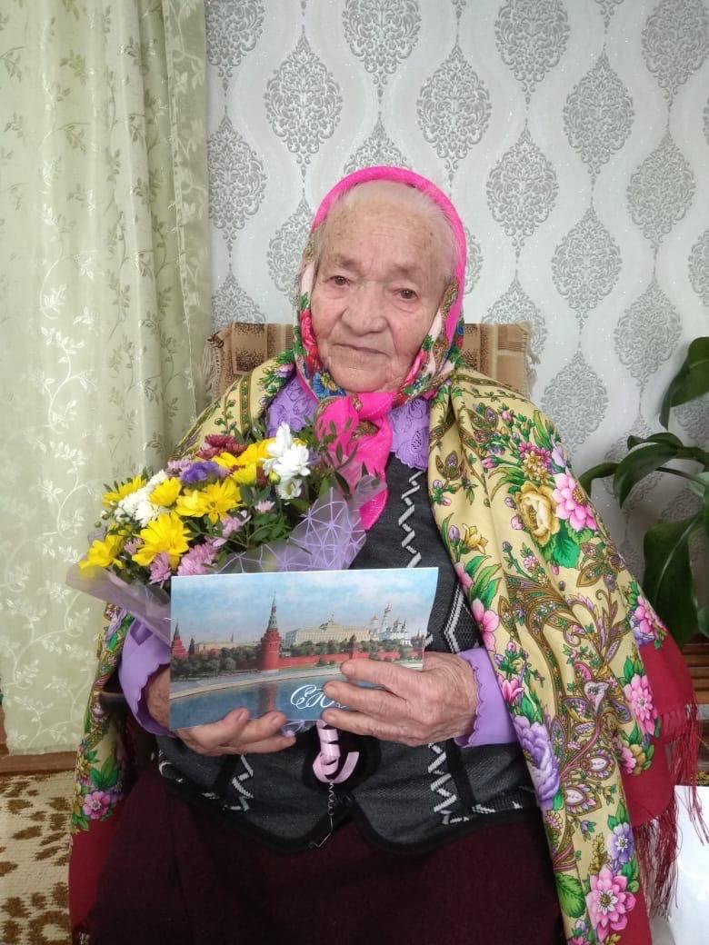 Сегодня сразу две жительницы Можгинского района отмечают