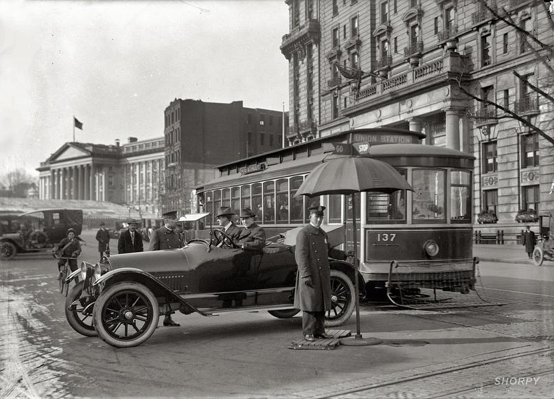 HD-фотографии городов США сделанные в 1900-1915 годах, изображение №11