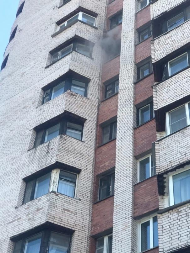 10 июня в 14:55 на телефон МЧС поступило сообщение о пожаре по адресу: проспект...
