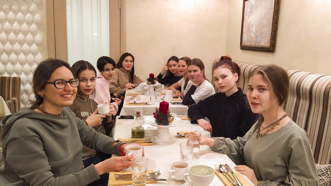 Кафе «Govinda`s» - Вконтакте