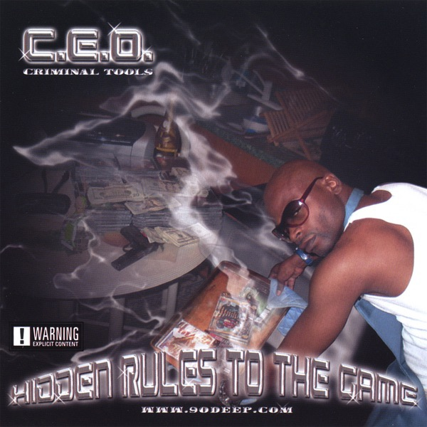 Ceo album Hidden Rules To The Game