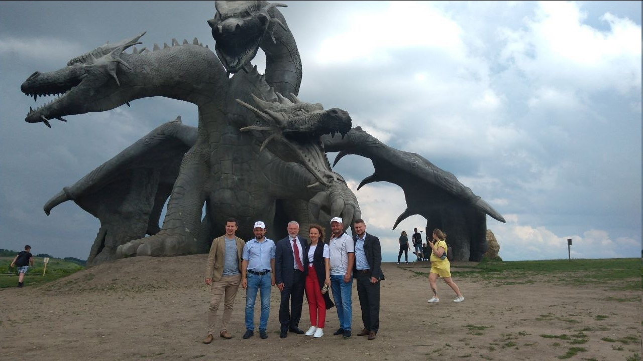 Алексей Журавлёв посетил с рабочим визитом Задонск