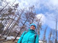 Сотрудники МАНАРАГИ с Комсомольской, 7 на горе Сугомак (Челябинская область).