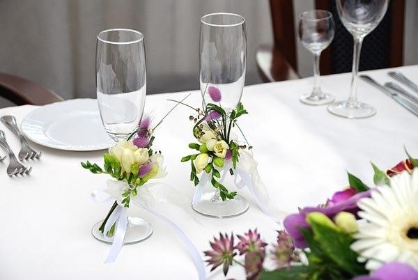 Lk4PRnXGa6w - Красивые свадебные фужеры