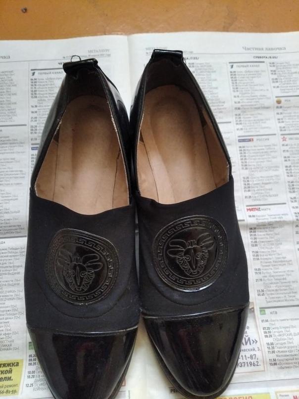 Купить осенние туфли размер 39 состояние | Объявления Орска и Новотроицка №28950