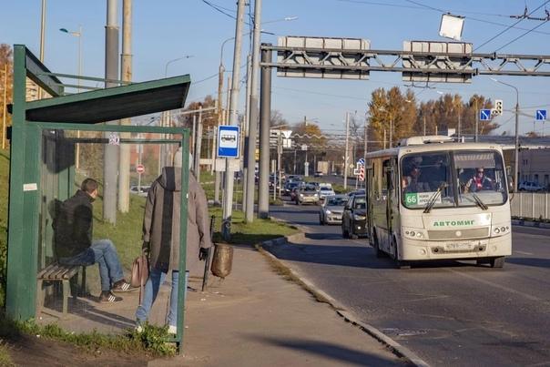 Ярославцы пожаловались на дефицит автобусов в горо...
