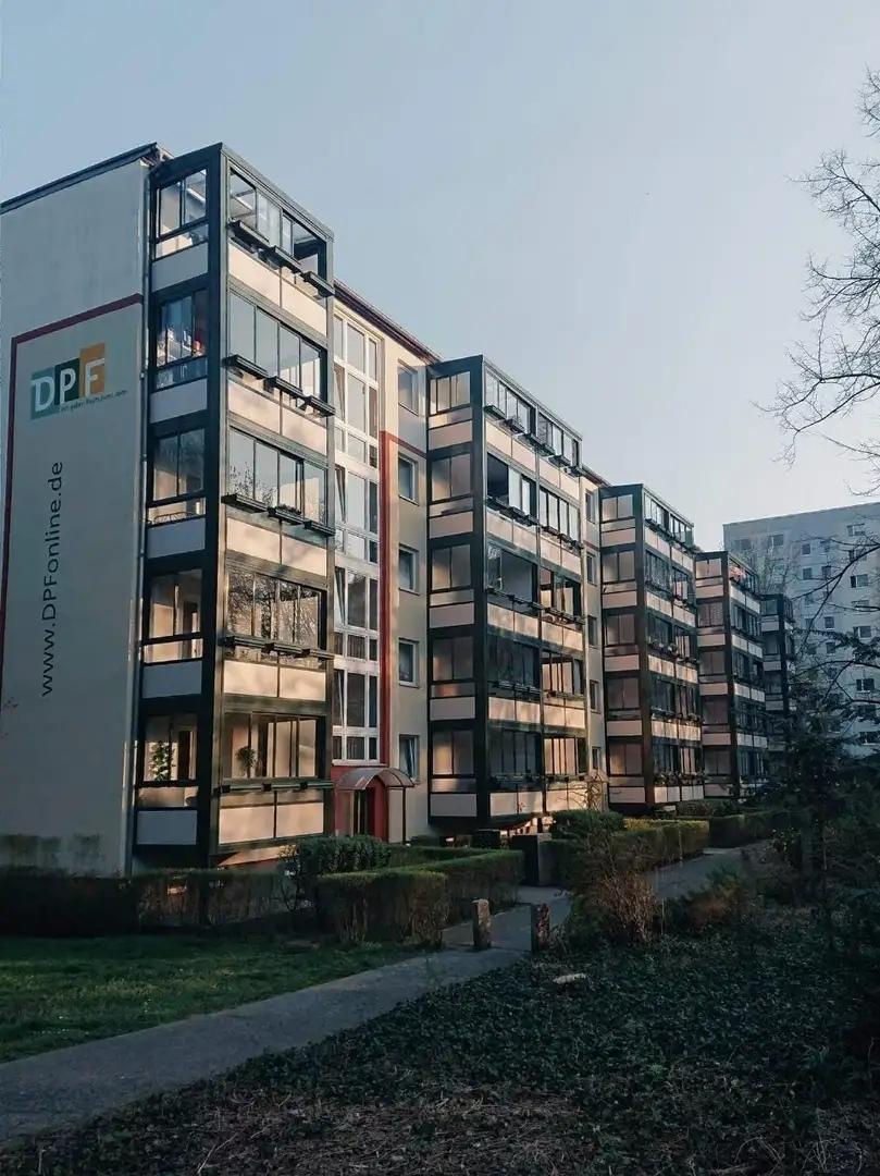 Реновация советских «Хрущёвок» в Германии