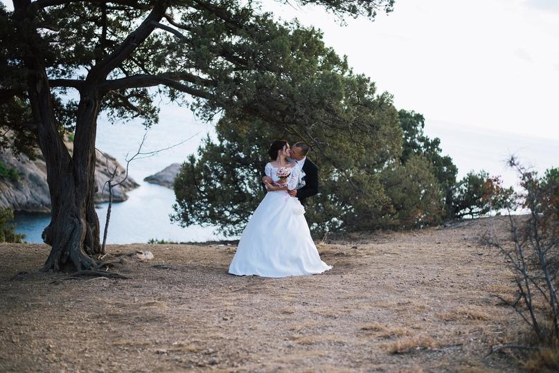 Свадебная съемка в Новом Свете - Фотограф MaryVish.ru