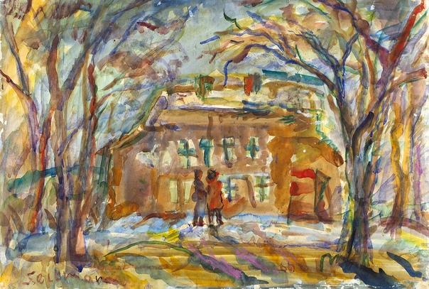 Исай Михайлович Зейтман (18991996) российский художник еврейского происхождения. Родился на юге Украины, в 1920 году переехал в Москву. Окончив физико-математический факультет 2-го МГУ, с 1934