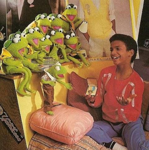 Альфонсо Рибейро - первая мини-версия Майкла Джексона., изображение №51