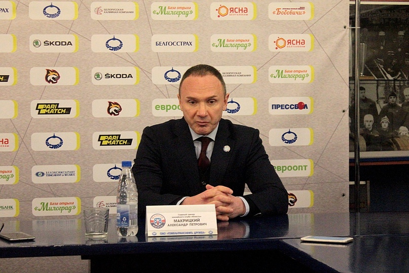 Пресс-конференция, изображение №1