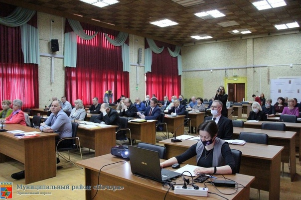 Состоялось восьмое очередное заседание Совета муниципального района «Печора» седьмого созыва