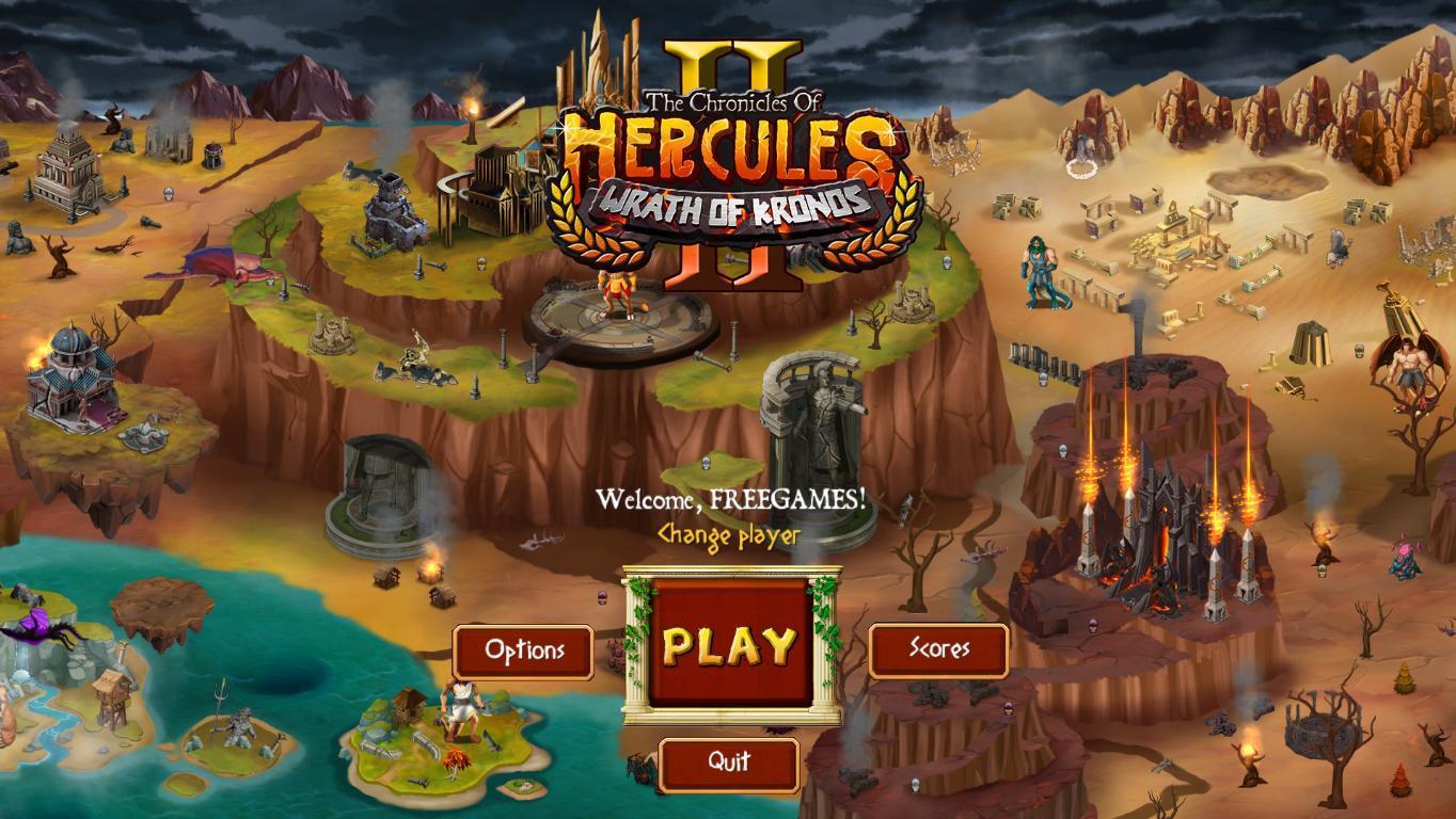 Хроники Геракла 2: Гнев Кроноса | The Chronicles of Hercules 2: Wrath of Kronos (En)