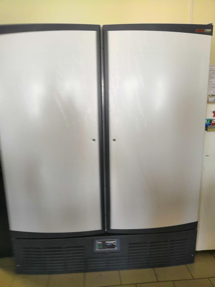 Поставка, установка и использование холодильного оборудования, закупленного в рамках президентского гранта.