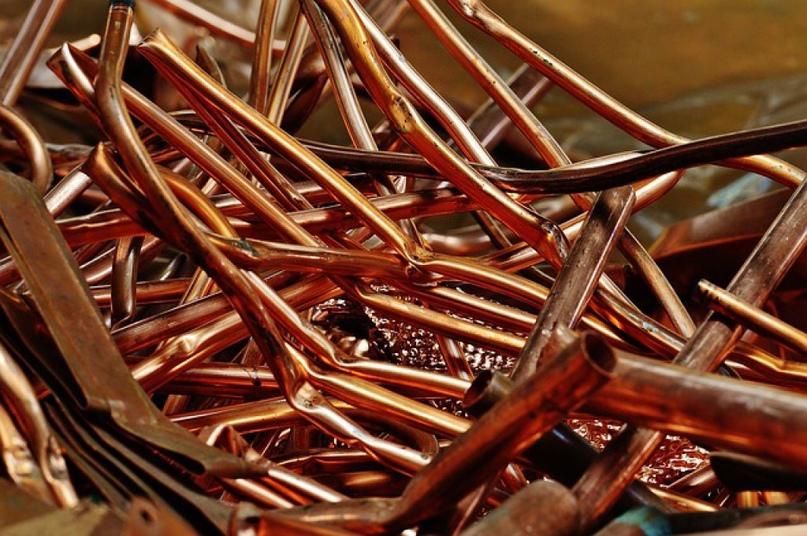 Противотанковую мину нашли в груде лома на комбинате