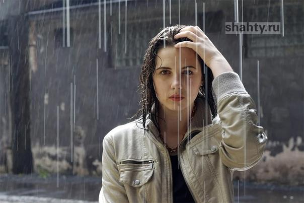 Погода на выходные в Шахтах: сильный дождь в воскр...