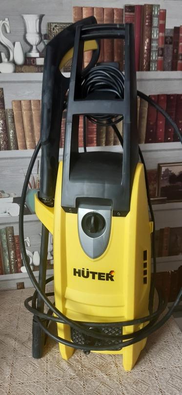 Продаётся мойка высокого давления HUTER | Объявления Орска и Новотроицка №18290