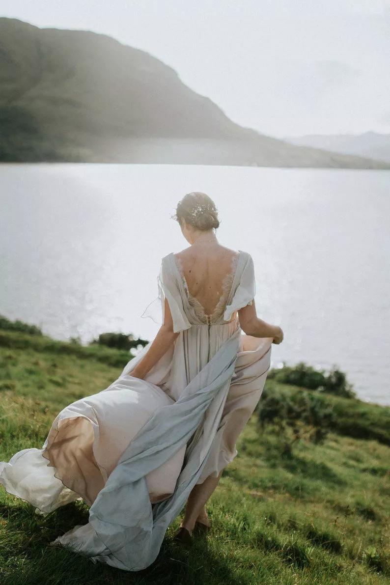 6KC2WSU0RYs - 21 романтическое платье для невесты в 2021 свадебном сезоне