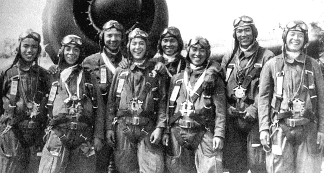 пилоты-камикадзе