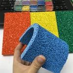Резиновая крошка - готовый комплект 10м2 (цветная крошка и ЕПДМ)