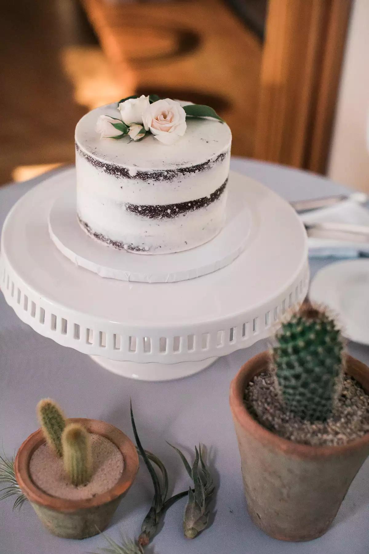 TEmdh904weM - Маленькие свадебные торты