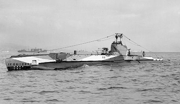 Британские подводные лодки в составе Северного флота (1941–1942 годы), изображение №2