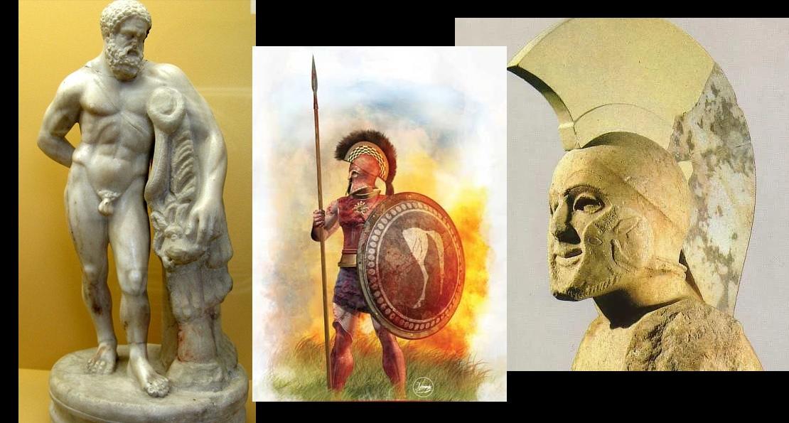 Геракл и дорийцы