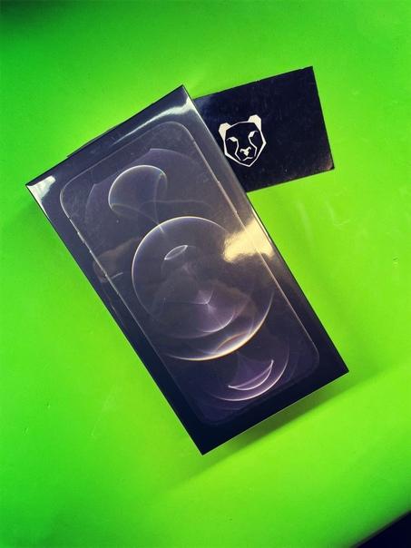 iPhone 12 Pro Graphite 128GBRM/AЗапечатан.440000 т...