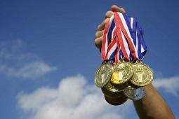 Большие победы у юных спортсменов