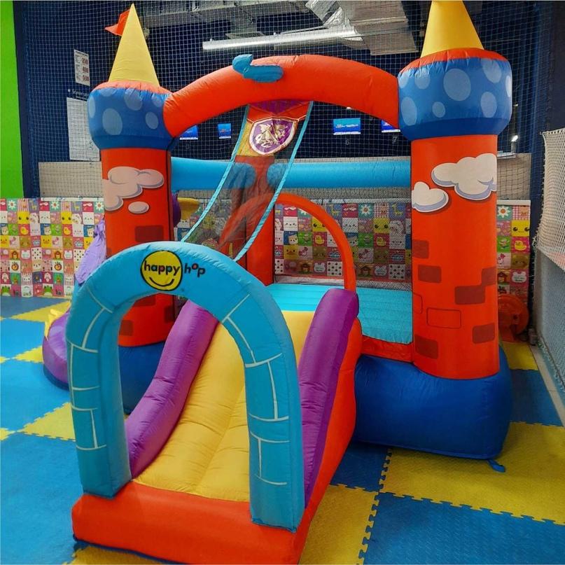 Еще больше развлечений для самых маленьких предлагает детский игровой парк развл...