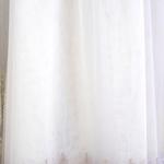 Тюль сетка с вышивкой 504 12 ETEK