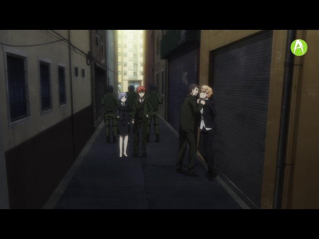 Перезапись Rewrite Moon and Terra 2 сезон 11 серия русская озвучка AniMur Leo