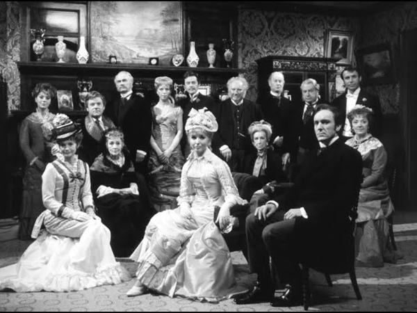 Сага о Форсайтах Великобритания 1967 Драма реж Дэвид Джиллз Джеймс Селлан Джонс 2 серия