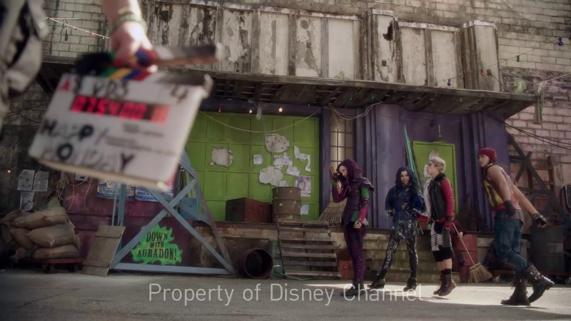 Descendants | Dove Cameron Sofia Carson Out Takes | Paul Becker Kenny Ortega