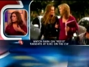 Сара Фостер о финале Беверли-Хиллз 90210: Новое поколение (сериал) (2008 - 2009)